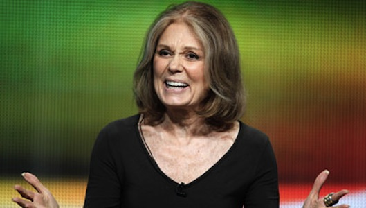 gloria steinem ideas