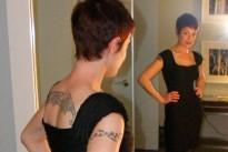 Rachael tattoos