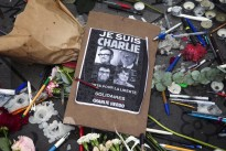 Gunmen kill 12 at French magazine Charlie Hebdo