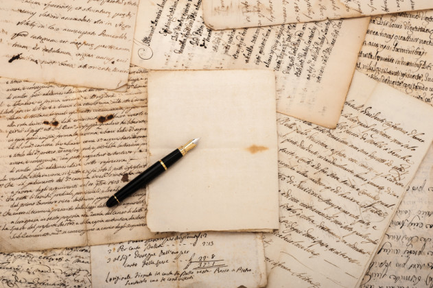 On Finding My Mother S Old Letters In The Attic Role Reboot