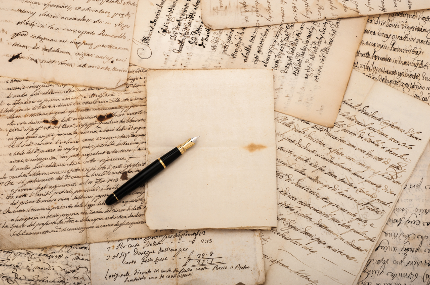On Finding My Mothers Old Letters In The Attic