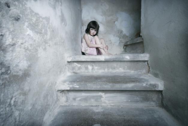 Abusive adult child parent