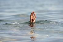 Christine drowning