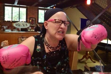 Christy boxing gloves