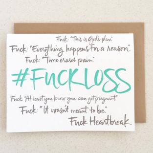 FuckLoss card