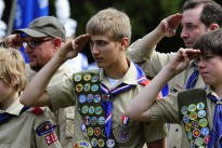 Jenny boy scouts