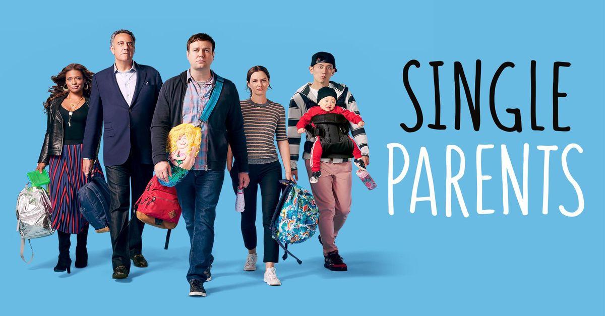 Single Parents 1x03 Espa&ntildeol Disponible